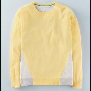 Boden Easy Lightweight Pullover Sweater Size 4